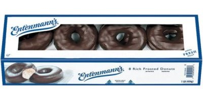 Entenmann S Chocolate Frosted Cake