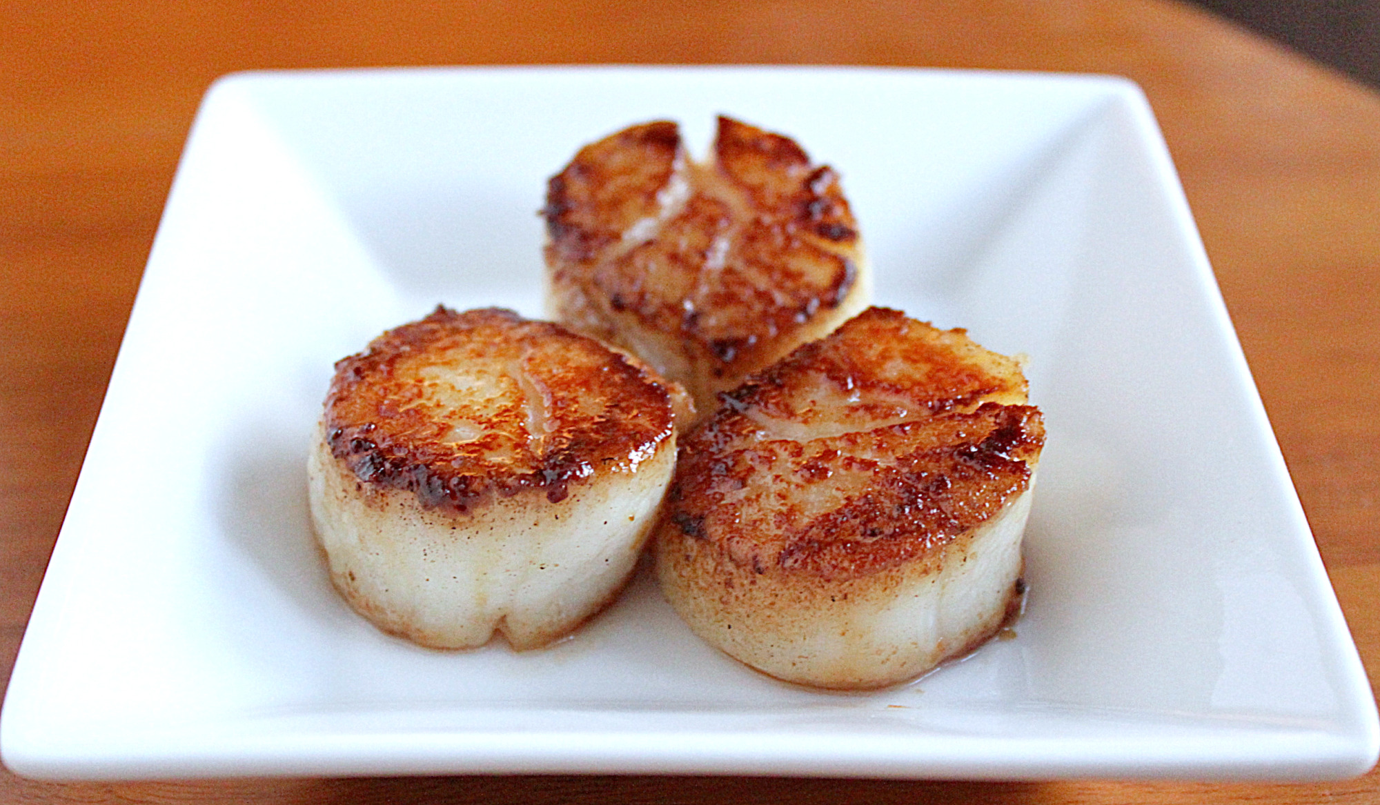 Scallops HUNGRY GERALD