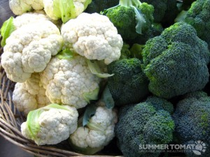 Cauliflower-and-Broccoli