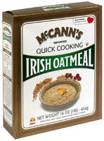 Cooking irish oatmeal