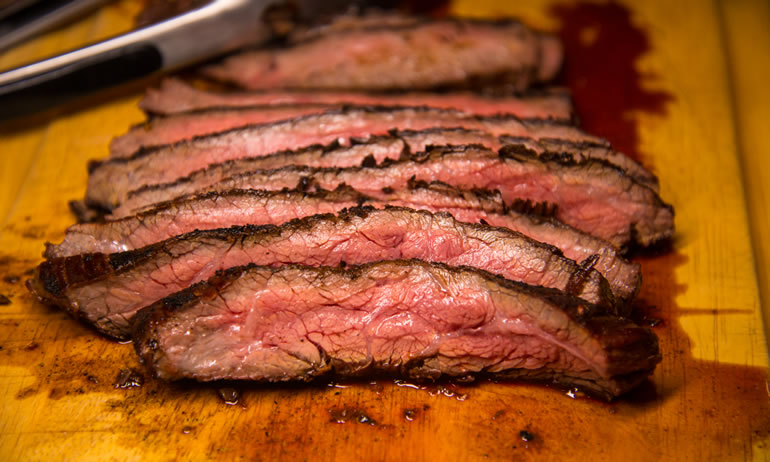 Flank steak hungry gerald for Red boat fish sauce trader joe s