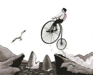 badass,funny,lol,vintage,berkleyillustration,bike-5285ce45d5688948145400d5345d7d2c_h